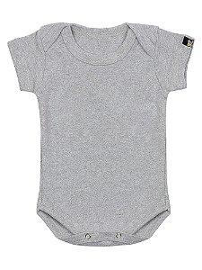 Body Bebê Básico Mescla