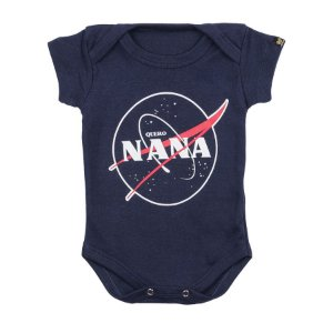 Body Bebê Quero Nana Marinho