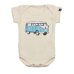 Body Bebê Kombi Crú