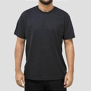 Camiseta Básica Mesclada Premium.