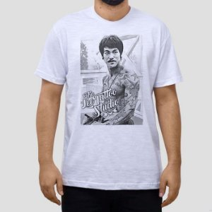 Camiseta Bruce Lee Tattoo.
