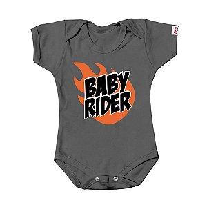Body Bebê Baby Rider Chumbo