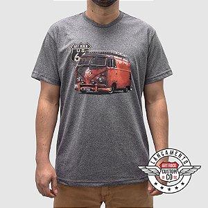 Camiseta Kombi Rat Grafite.