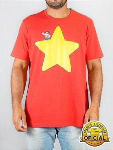 Camiseta Steven Universo Vermelha