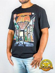 Camiseta DC Batman Vintage Preta