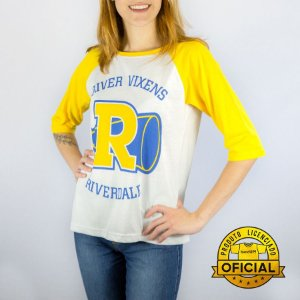 Camiseta Feminina Raglan Riverdale Vixens