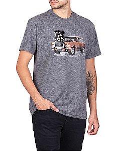 Camiseta Opala Caravan Grafite.