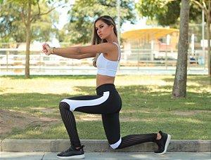 legguing fitness preta