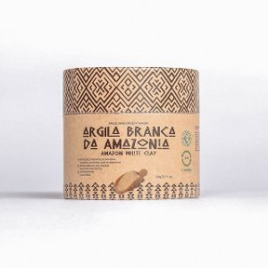 Argila Branca da Amazônia - Natural