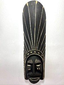 Carranca de Índio Preta | Tikuna