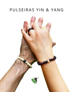 Pulseira Yin & Yang