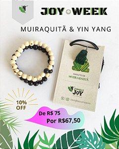 Muiraquitã & Yin Yang