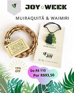 Muiraquitã & Waimiri