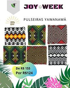 Pulseiras Yawanawá