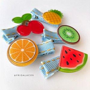 Clip Fruta PP (Presilha Antideslizante/Unidade)
