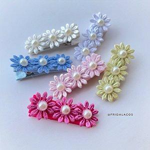 Mini Flor PP (Presilha Antideslizante/Unidade)