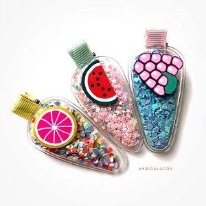 Clip Fruta Médio (Presilha Antideslizante/Unidade)
