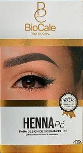 Henna BioCale Profissional 1,3gr