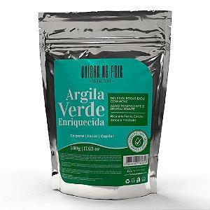Argila Verde Coisas de Pele Skincare 500gr