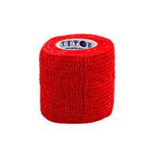 Bandagem Elástica Protetora Micropigmentação Vermelha