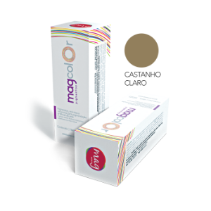 Castanho Claro Pigmento Mag Color 15ml