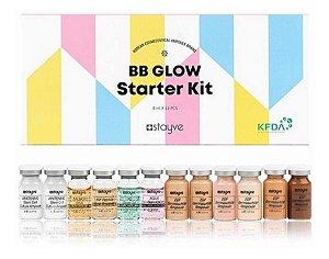 Kit Starter Stayve Booster BB Glow