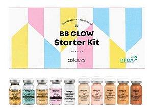 Kit Starter Mix Stayve Booster BB Glow