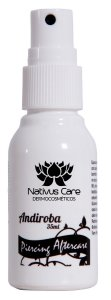 Spray para Piercing Andiroba Nativus Care 35ml
