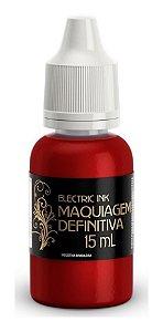 Pigmento Electric Ink Lábios Vermelho 15ml