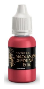 Pigmento Electric Ink Rosa Seco 15ml