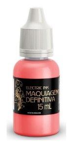 Pigmento Electric Ink Rosa Claro 15ml