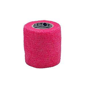 Bandagem Elástica Protetora Micropigmentação Rosa