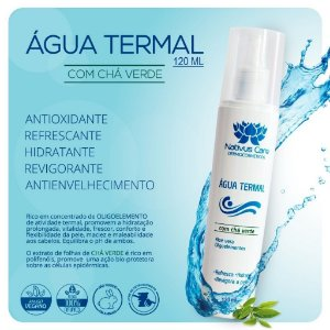 Água Termal Nativus Care 120ml