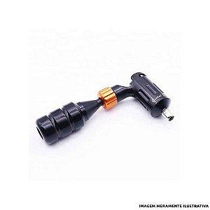 Máquina Rotativa S1 Machine Pen Preto Quatat