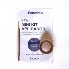 Mini Kit Refectocil Aplicador Rose Gold