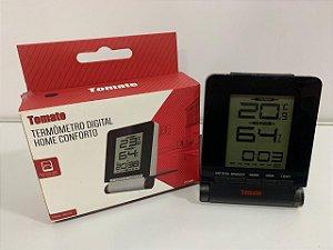Termômetro Higrômetro Medidor de Temperatura Digital Tomate PD-006
