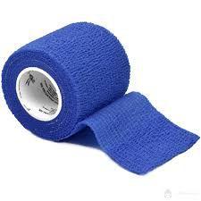 Bandagem Elástica Protetora Micropigmentação Azul