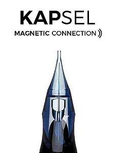 Agulhas Haut Kapsel Magnetic 3 Pontas RL 0,30mm 10 unidades