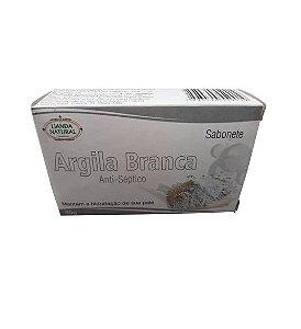 Sabonete Anti-Séptico Argila Branca 90g