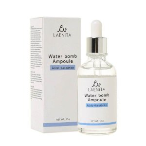 Water Bomb Ampoule Laenita - Ácido Hialurônico 0,97% 50ml