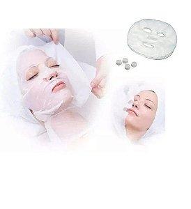 Máscara Desidratada para Tratamento Facial 50 unid.