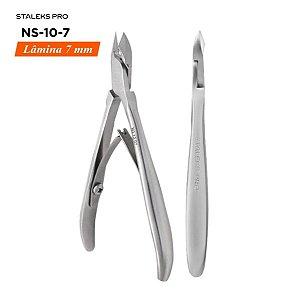 Alicate de Cutícula Staleks Pro - Série Smart 10 - NS-10-7