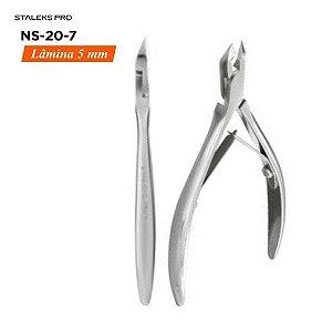 Alicate de Cutícula Staleks Pro - Série Smart 20 - NS-20-7