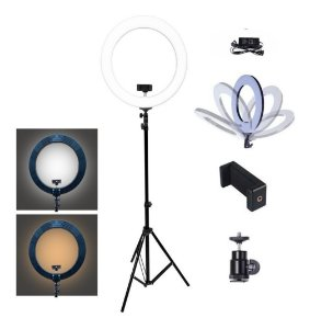 Luminária Ring Light Pro Leds 45cm MLG-69A