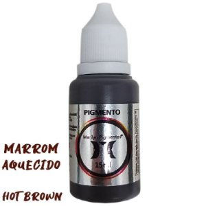 Hot Brown Marilyn Eyes Pigmentos 15ml