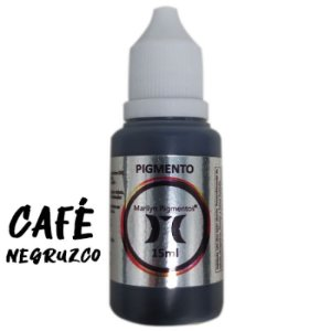 Café Negruzco Marilyn Eyes Pigmentos 15ml