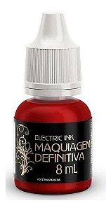 Pigmento Electric Ink Lábios Vermelho Vivo 8ml