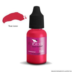 True Love Pigmento RB Kollors 15ml