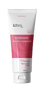 Esfoliante Vegano Facial e Corporal com Nanotecnologia Kirey Pro 100g