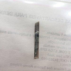 Lamina Hard Flox Tebori Pincel de 12 pontas c/Anvisa